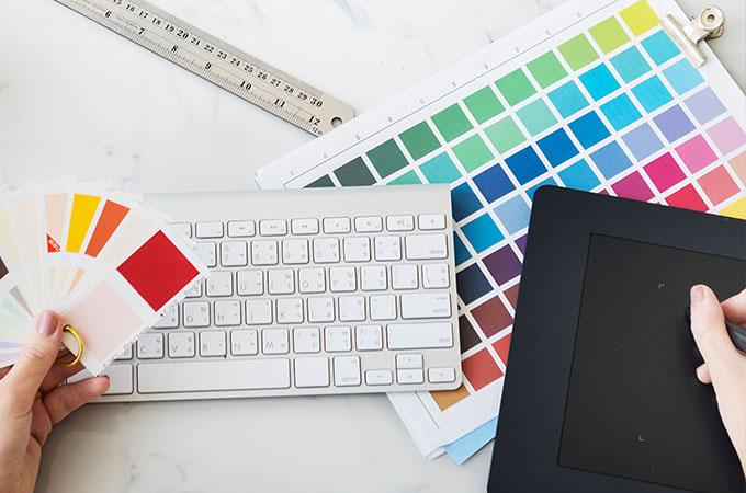 外贸B2B网站的色彩设计