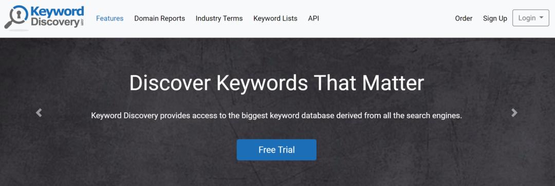 KeywordDiscovery工具