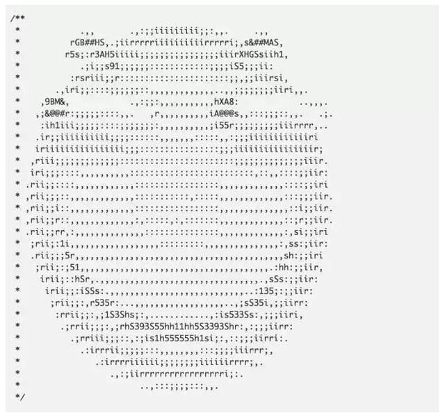 代码表情包